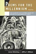 Poems for the Millennium, Volume Three: The University of California Book of Romantic and Po...
