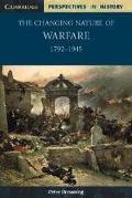 Changing Nature of Warfare, 1792-1945