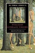 Cambridge Companion to Feminist Literary Theory