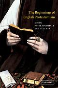 Beginnings of English Protestantism