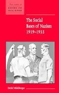 Social Bases of Nazism, 1919-1933