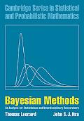 Bayesian Methods An Analysis for Statisticians and Interdisciplinary Researchers