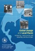 Global Change and Local Places Estimating, Understanding, and Reducing Greenhouse Gases