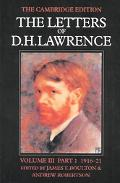 Letters of D. H. Lawrence