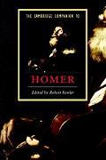 Cambridge Companion to Homer