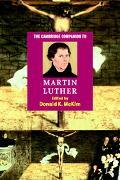 Cambridge Companion to Martin Luther
