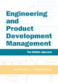 Engineering And Product Development Management The Holistic Approach