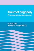 Cournot Oligopoly Characterization And Applications