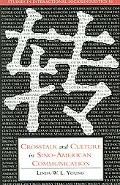 Crosstalk And Culture in Sino-american Communication