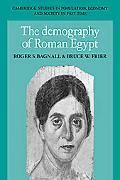Demography of Roman Egypt
