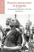Peasant Revolution in Ethiopia The Tigray People's Liberation Front, 1975-1991