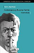 Contemporary Russian Satire A Genre Study