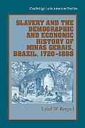 Slavery and the Demographic and Economic History of Minas Gerais, Brazil, 1720-1888