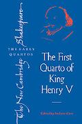 First Quarto of King Henry V