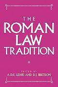 Roman Law Tradition