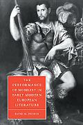 Performance of Nobility in Early Modern European Literature