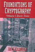 Foundations of Cryptography Basic Tools