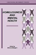 Homelessness and Mental Health