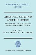 Aristotle on Mind and the Senses