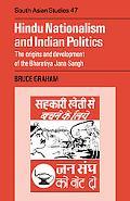 Hindu Nationalism and Indian Politics