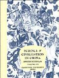 Science and Civilisation in China Mathematics and the Sciences of the Heavens and the Earth