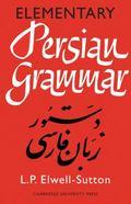 Elementary Persian Grammar