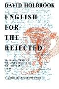 English for the Rejected: Training Literacy in the Lower Streams of the Secondary School