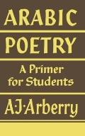 Arabic Poetry : A Primer for Students