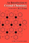 Introduction to Crystal Chemistry - Robert C. Evans - Paperback