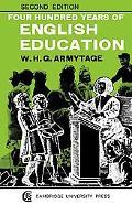 English Education - Armytage - Paperback - REV