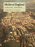 Medieval England: An Aerial Survey