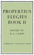 Propertius: Elegies: Book II