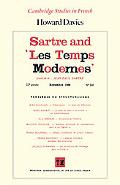 Sartre and 'Les Temps Modernes'