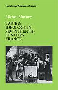 Taste and Ideology in Seventeenth-Century France