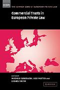 Commercial Trusts in European Private Law