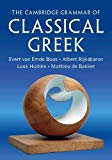 The Cambridge Grammar of Classical Greek