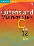 Cambridge Queensland Mathematics C Year 12 with Student CD-ROM