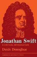 Jonathan Swift: A Critical Introduction