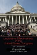 Legislative Effectiveness in the United States Congress : The Lawmakers