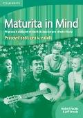 Maturita in Mind Level 2B Workbook Czech edition
