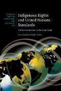 Indigenous Rights and United Nations Standards : Self-Determination, Culture and Land