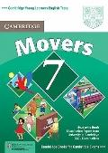 Cambridge Young Learners English Tests 7 Movers Student's Book : Examination Papers from Uni...