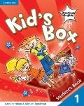 Kid's Box American English Level 1 Student's Book