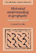 Historical Understanding in Geography : An Idealist Approach