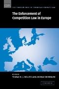 Enforcement of Competition Law in Europe
