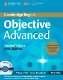 Objective Advanced Student's Book Pack (Student's Book with Answers with CD-ROM and Class Au...