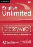 English Unlimited Upper Intermediate Classware DVD-ROM