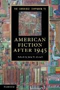 Cambridge Companion to American Fiction After 1945