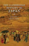Cambridge History of Japan Heian Japan