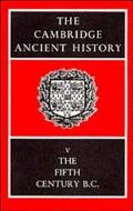 Cambridge Ancient History The Fifth Century B.C.